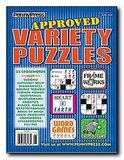 Approved Variety Puzzles Magazine_