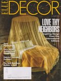 ELLE DECOR Magazine_