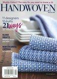 Handwoven Magazine_
