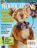 Woodcarving Illustrated Magazine_