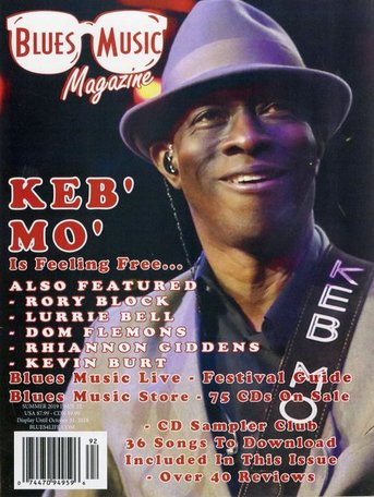 Blues Music Magazine