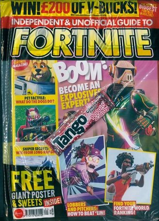 Fortnite World Magazine