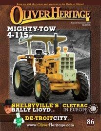 Oliver Heritage Magazine