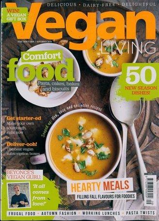 Vegan Living Magazine