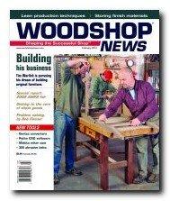Woodshop News Magazine