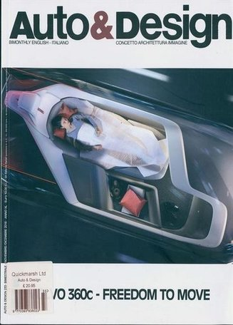 Auto & Design Magazine (English Edition)