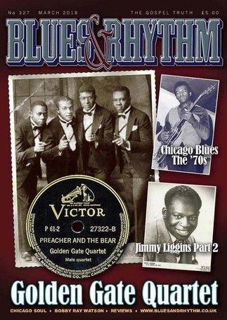 Blues and Rhythm Magazine