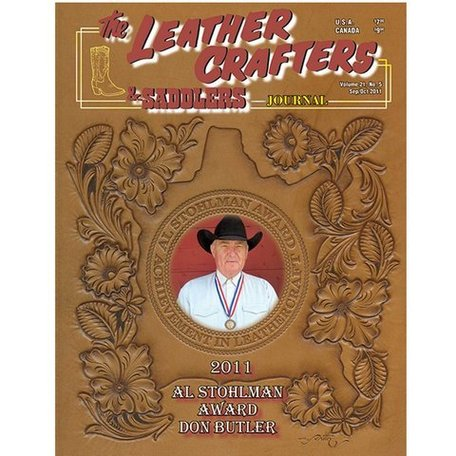 Leather Crafters & Saddle Journal