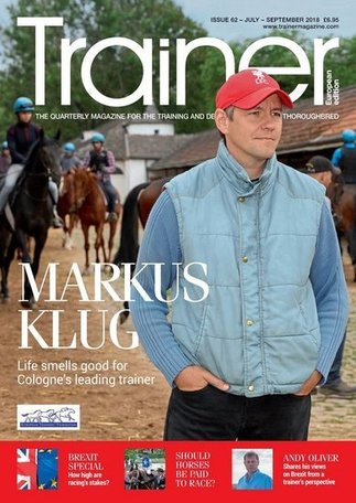 Trainer European Editon Magazine