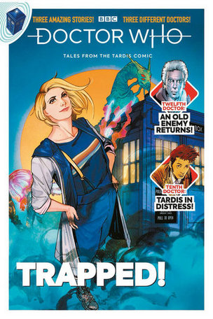 Doctor Who Tale from the Tardis Magazine