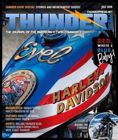 Thunder Press Magazine