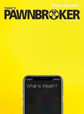 Today's Pawnbroker Magazine