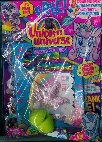 Unicorn Universe Magazine