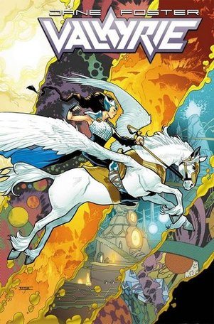 Valkyrie Jane Foster (Marvel Comic)