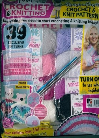 Your Crochet & Knitting Magazine