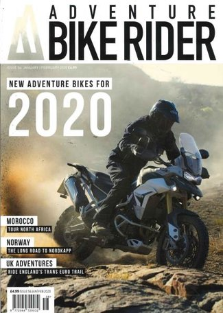 Adventure Bike Rider Magazine