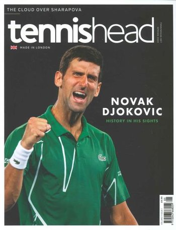 Tennishead Magazine