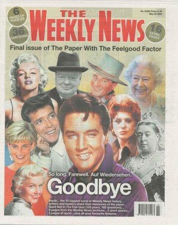 The Weekly News Magazine