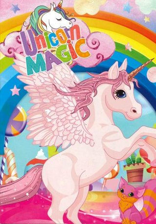 Unicorn Magic Magazine