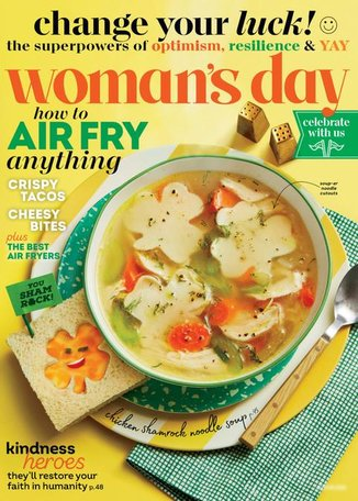 Woman's Day (USA) Magazine