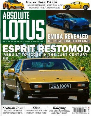 Absolute Lotus Magazine