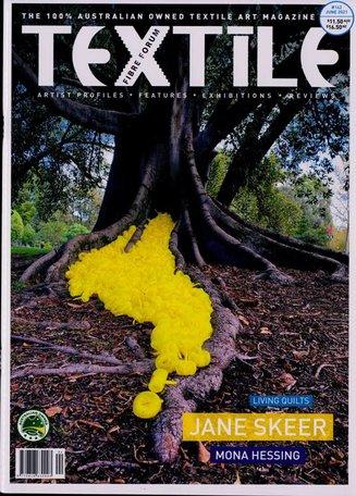 Textile Fibre Forum Magazine