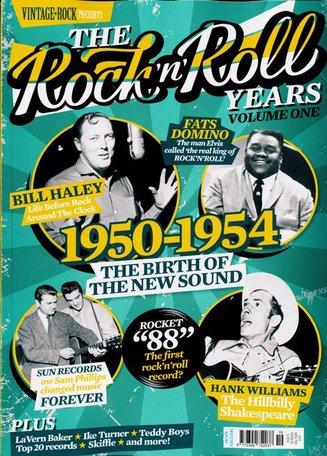 Vintage Rock Presents Magazine