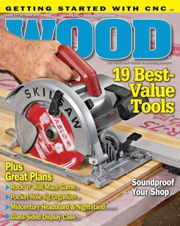 Wood (Better Homes & Gardens Presents) Magazine