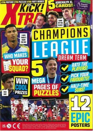 Kick Extra Magazine