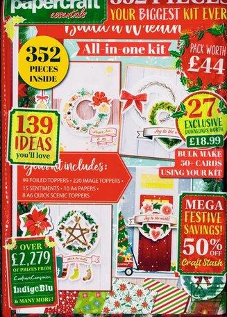 Papercraft Essentials Magazine