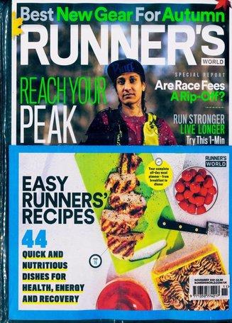 Runner's World (UK) Magazine