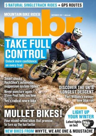 Mountain Bike Rider Magazine