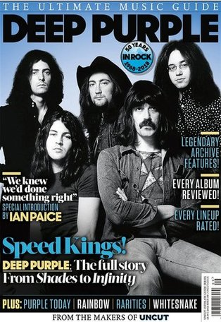 Uncut's The Ultimate Music Guide Magazine