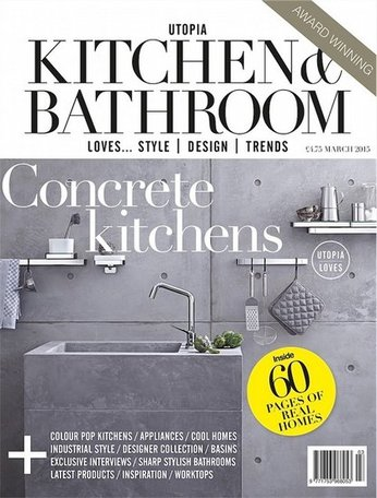 Utopia Kitchen & Bathroom Magazine