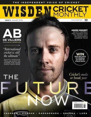 Wisden Cricket Monthly Magazine