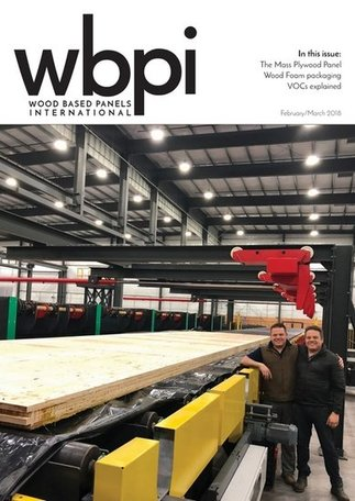 Wood-based Panels International (wbpi) Magazine