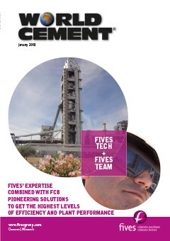 World Cement Magazine