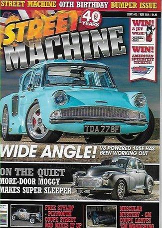 Street Machine (UK Edition)