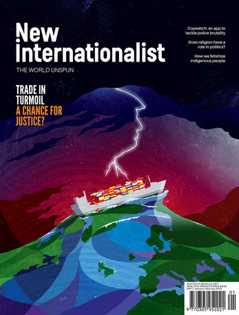 New Internationalist Magazine