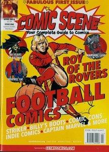 Comic Scene Magazine