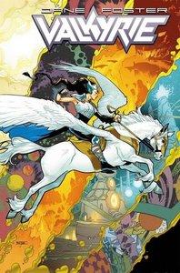 Valkyrie Jane Foster (Marvel Comic)