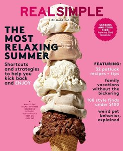 Real Simple Magazine