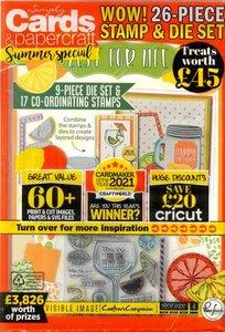 Simply Cards & Papercraft Magazine